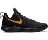 pretty nice 2cb8a 53f5b Nike LeBron Witness III (AO4433) black black metallic gold