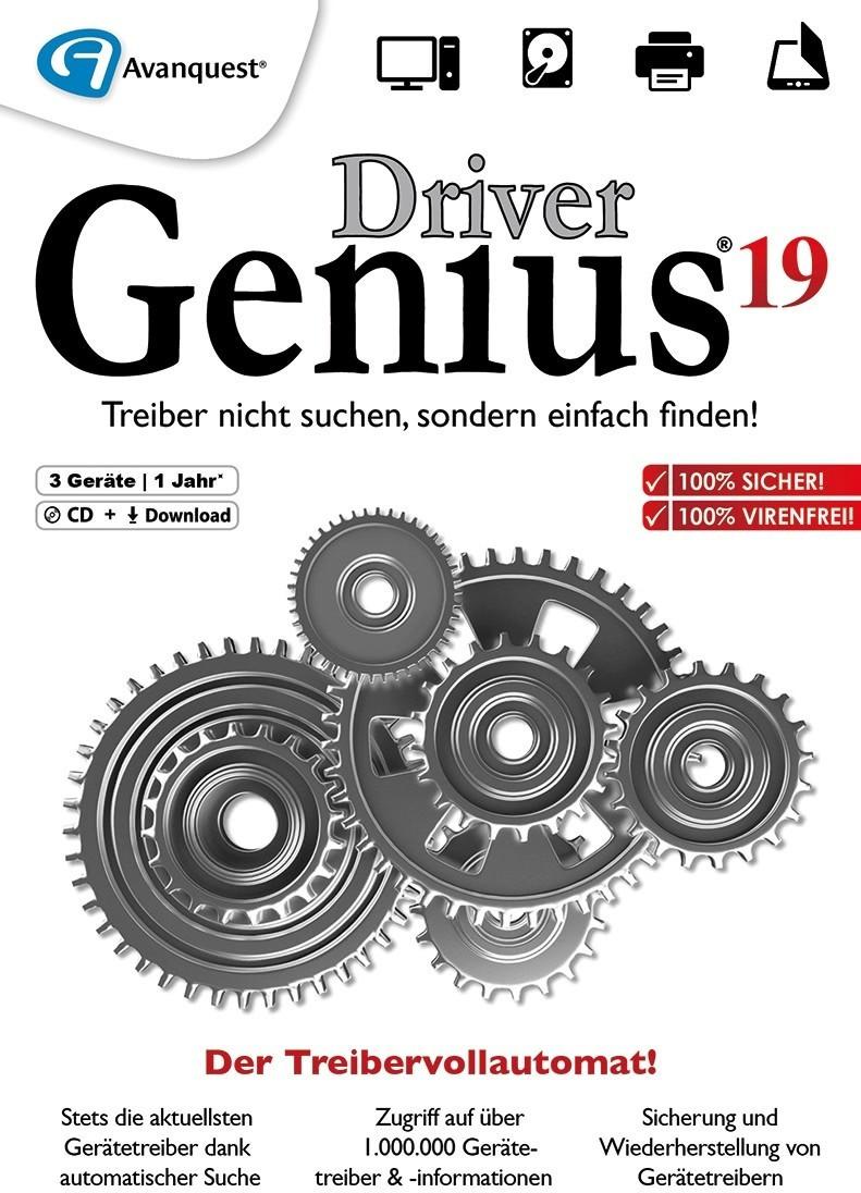 Image of Avanquest Driver Genius 19