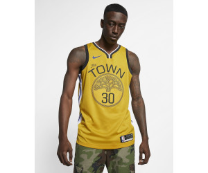 ff64c0157 Nike Stephen Curry Golden State Warriors Trikot. Earned City Edition  Swingman