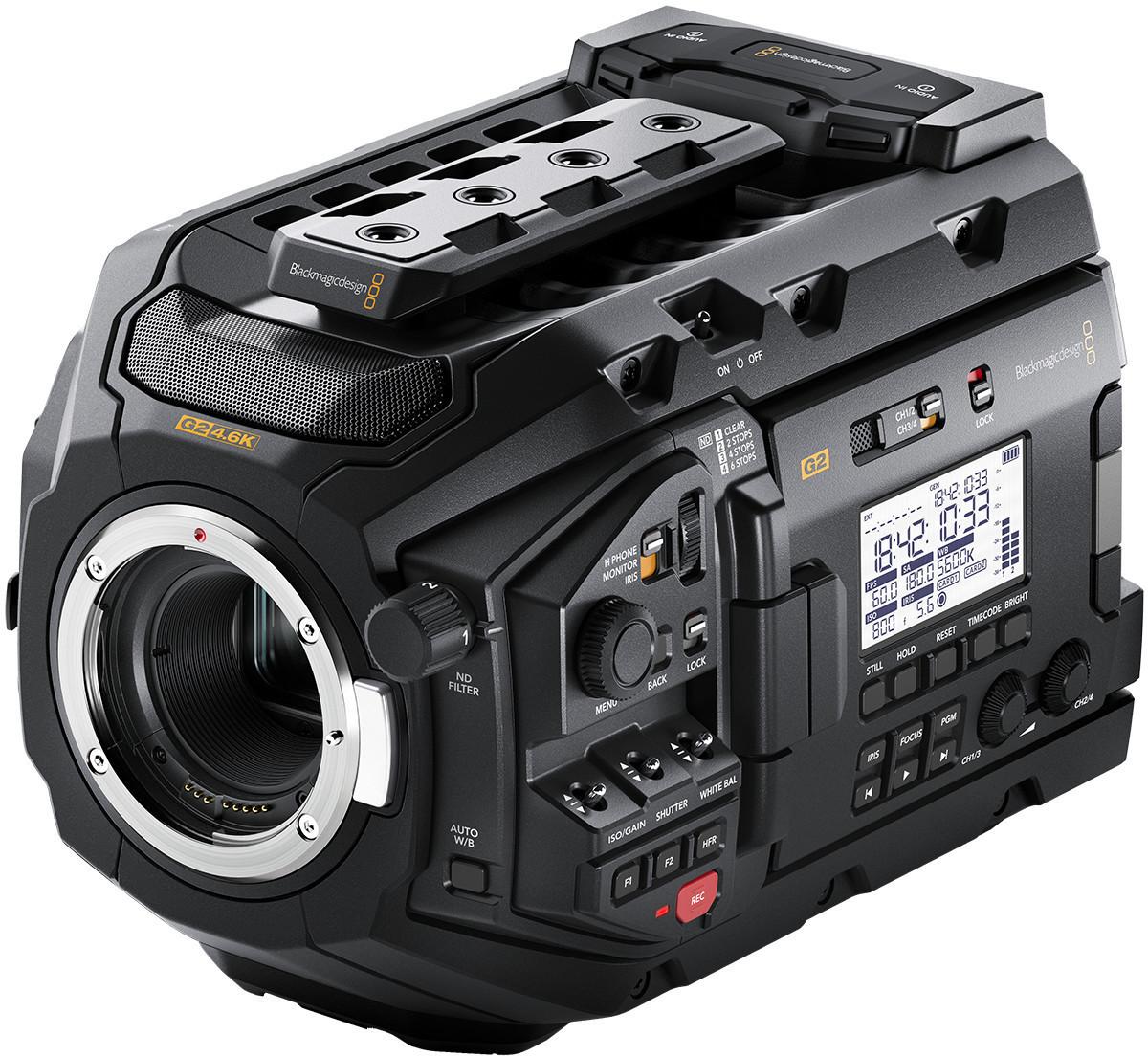 Image of Blackmagic URSA Mini 4.6K G2