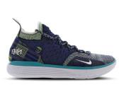 promo code b4e2e 48b49 Nike Zoom KD11 BHM (BQ6245) blue void squadron blue barely volt