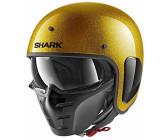 Shark he2700dsk casco Moto Color Gris//Negro talla S