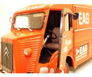 Solido Rouge 1850030 Citroen Type HY-en Avant Guingamp-1//18-S18500030 Voiture Miniature de Collection