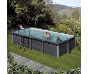 Poolsbest Composite Pool 606 X 326 X 124 Cm 70108476 Ab 649000