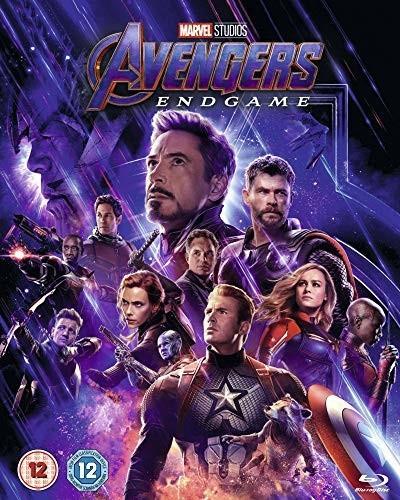 Image of Avengers: Endgame (Blu-ray + Bonus Disk) [2019]