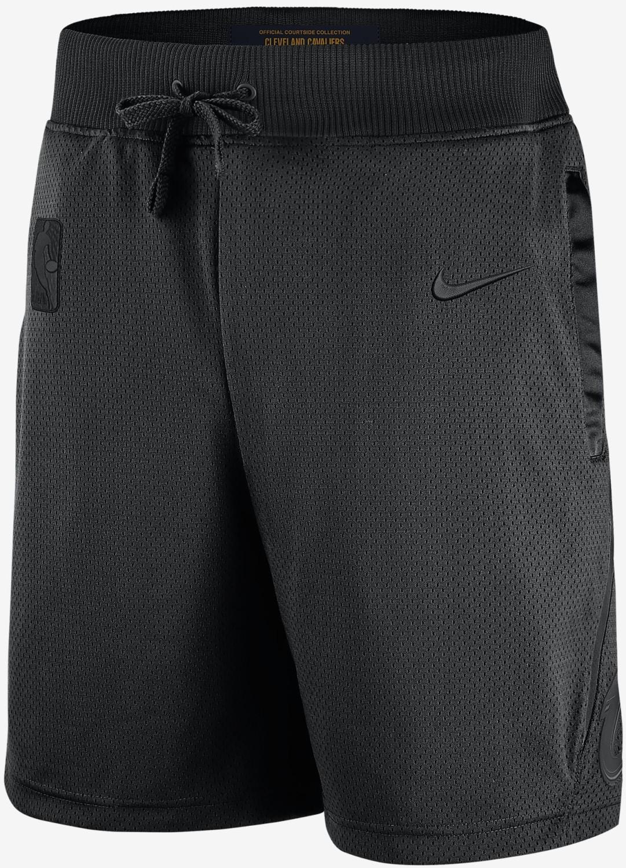 Nike Men's NBA Shorts Cleveland Cavaliers Nike Courtside