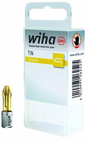 Wiha 36277 Bit Set - 10 tlg.   Baumarkt > Werkzeug > Werkzeug-Sets