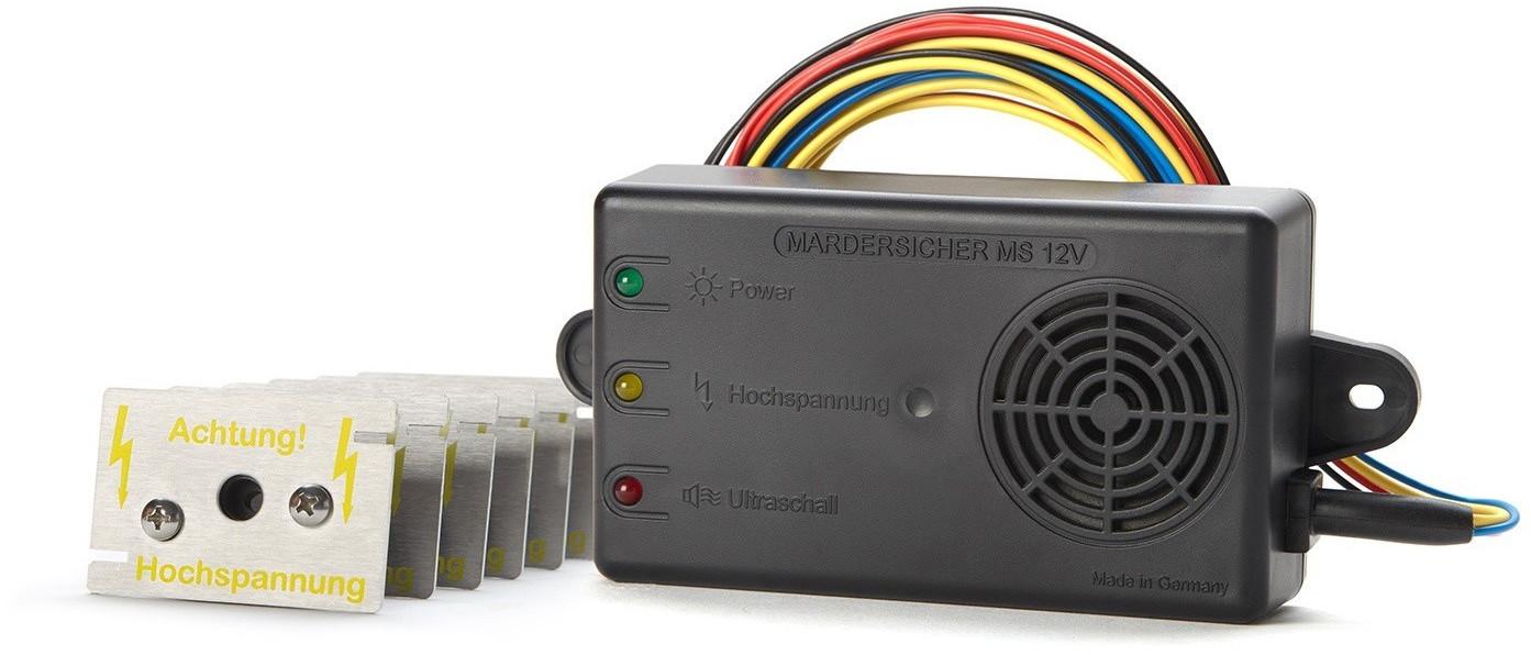 Mardersicher Marderabwehr-System Mobil