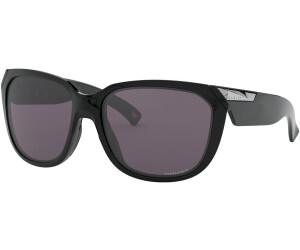 Rev Up Polarized Sonnenbrille polished blackprizm grey