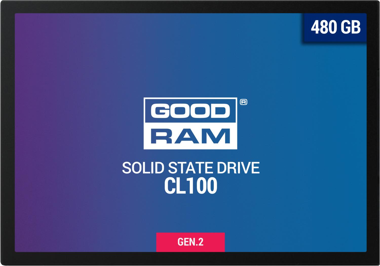 Image of GoodRAM CL100 Gen.2 480GB