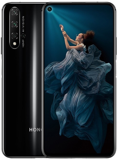 Image of Honor 20 Midnight Black