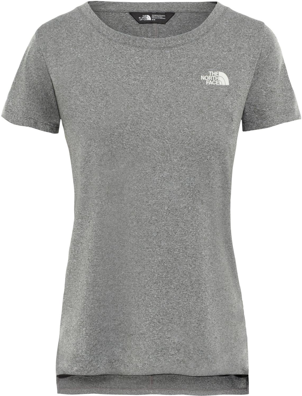 The North Face Damen Quest T-Shirt medium grey heather