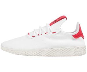 Adidas Pharrell Williams Tennis Hu ftwr white/scarlet/chalk white ab ...
