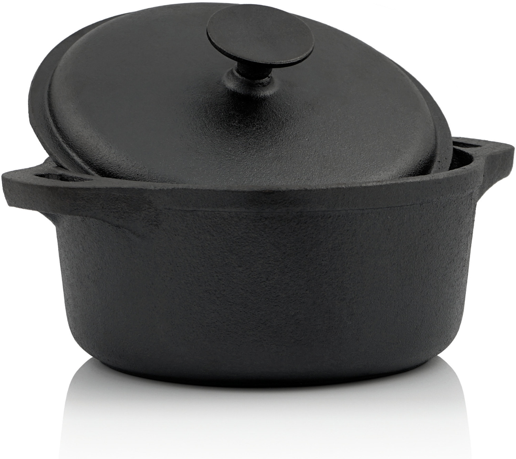 BBQ-Toro Gusseisen Topf 21 cm