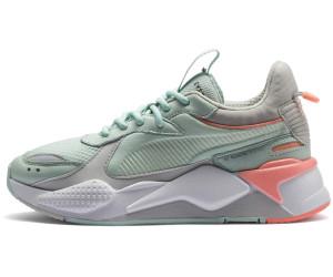 PUMA Sneaker 'RS X Tracks' in pastellblau grau | Puma