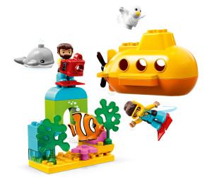 Calendrier Avent Duplo.Lego Duplo L Aventure En Sous Marin 10910 Au Meilleur