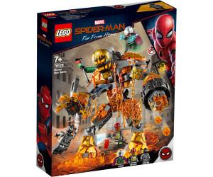Super L'homme Spider Lego Man Et Bataille Heroes Marvel La De 5jRAL34q