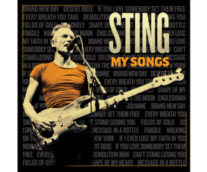 buy sting my songs cd from best deals on. Black Bedroom Furniture Sets. Home Design Ideas