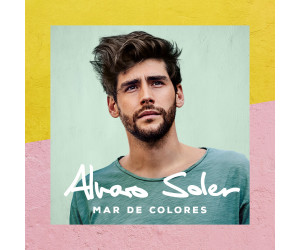 buy alvaro soler mar de colores cd from best. Black Bedroom Furniture Sets. Home Design Ideas
