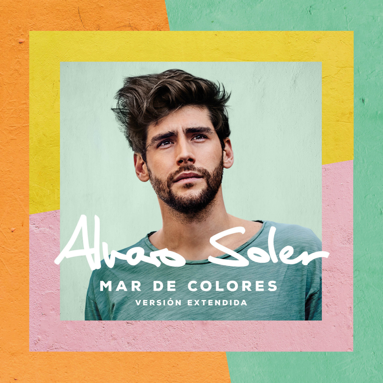 Alvaro Soler - Mar de Colores (Version Extendida) (CD)