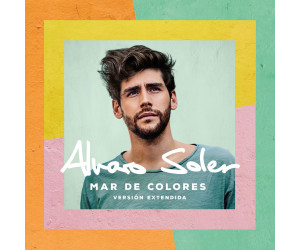 buy alvaro soler mar de colores version extendida cd. Black Bedroom Furniture Sets. Home Design Ideas