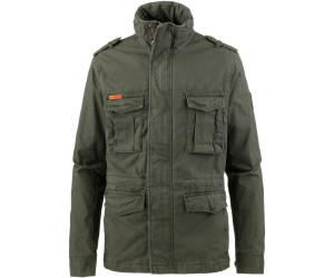 brand new 4c11f 1a002 Superdry Classic Rookie Military Jacket (M50000NR) ab 57,56 ...