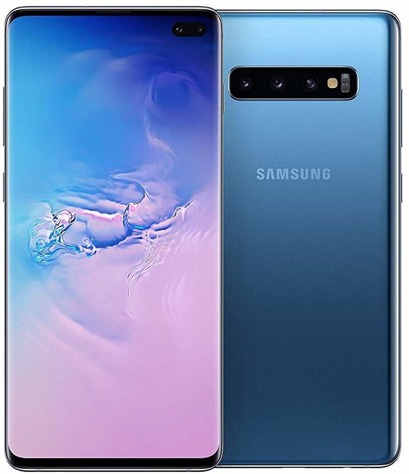 Image of Samsung Galaxy S10 Plus 128GB Prism Blue