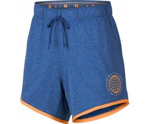 Nike Dri-FIT Shorts blue/orange