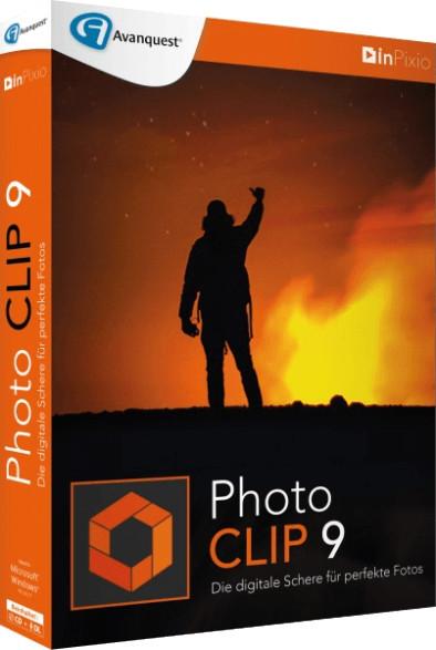 Image of Avanquest inPixio Photo Clip 9