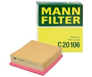 ORIGINAL MANN HUMMEL Luftfilter Opel Corsa D 1.4 C20106