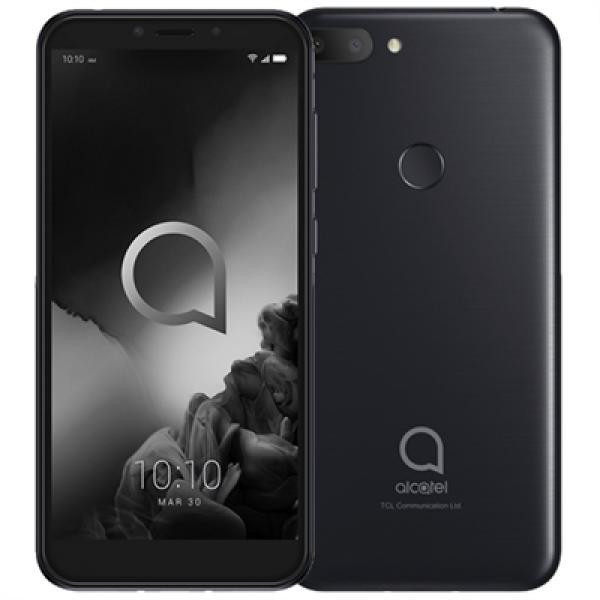 Image of Alcatel 1S 2019 3GB 32GB Metallic Black