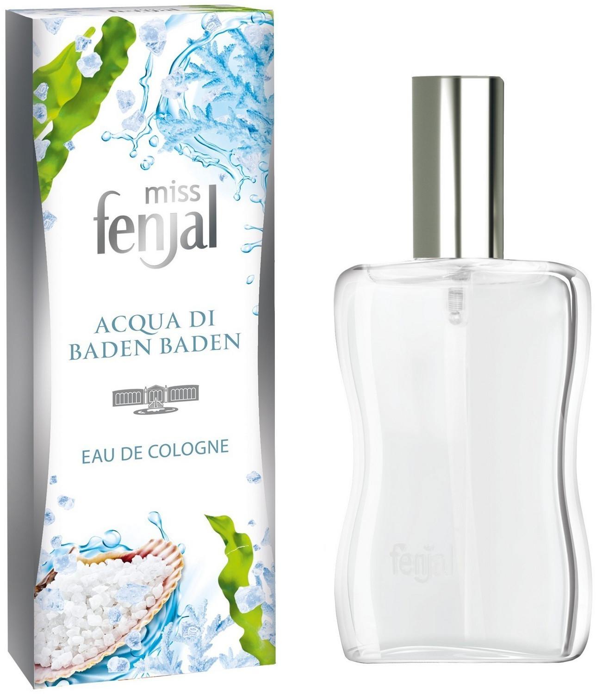 Fenjal Miss fenjal Acqua di Baden Baden Eau de Cologne (50 ml)