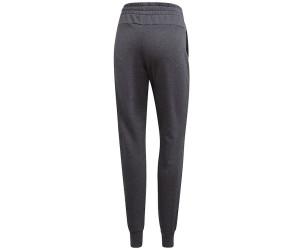 Adidas Essentials Linear Pants Women dark grey heathertrue