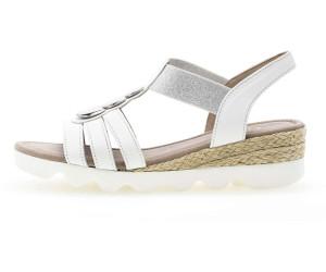Gabor 752White 00 Strappy 39 Sandals22 Ab Bei €Preisvergleich E2YWDH9I