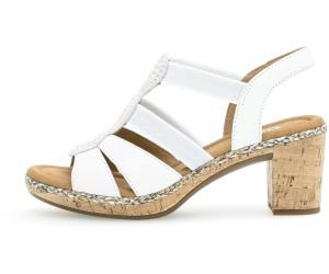 Gabor Sandals (22.774) white ab € 49,94 | Preisvergleich bei