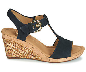Gabor Wedge Sandals (22.824) blue ab 69,30