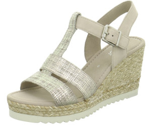 Gabor Wedge Sandals (85.793) beige ab 64,95