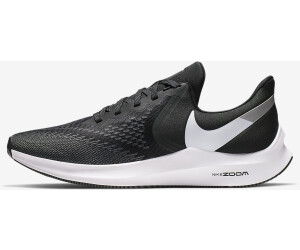 Nike Air Zoom Winflo 6 blackdark greymetallic platinum
