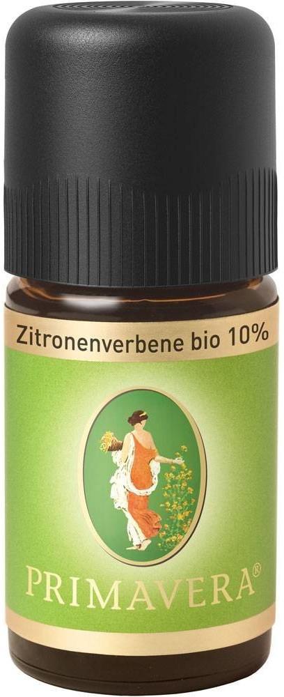 Primavera Life Zitronenverbene Bio 10% ätherisches Öl (5ml)