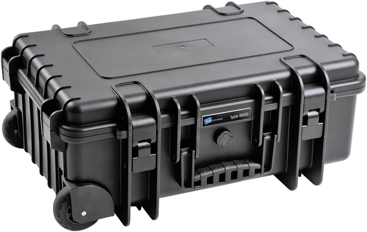 B&W Outdoor Case Typ 6600 incl. RPD