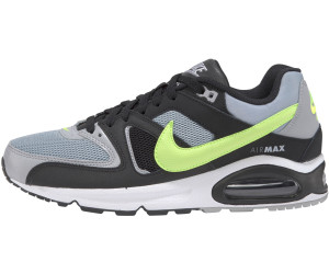 Nike Air Max Command blackgreylime au meilleur prix sur