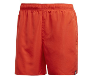 Empresario Grave maravilloso  Buy Adidas Solid Swim Shorts Polyester from £11.77 (Today) – Best Deals on  idealo.co.uk