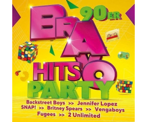 Bravo Hits Party 90er (CD)