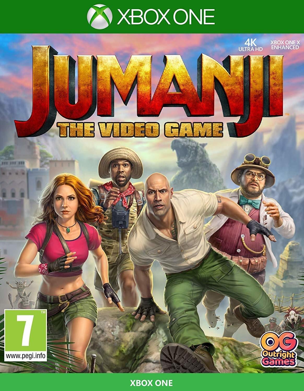 Image of Jumanji: Il Videogioco