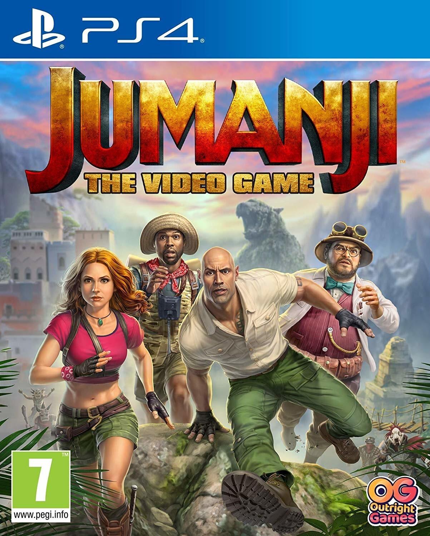 Image of Jumanji: Il Videogioco (PS4)