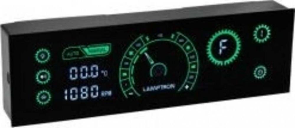 Image of Lamptron CR430 Black/Green