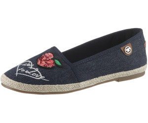 reputable site c2d9e ba2da Tom Tailor Espadrilles with Floral Embroidery (6992014) ab ...