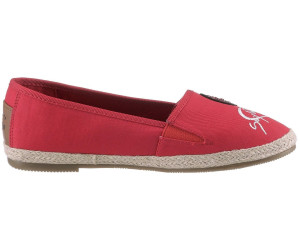 super popular d5c03 ee541 Tom Tailor Espadrilles with Floral Embroidery (6992014) red ...