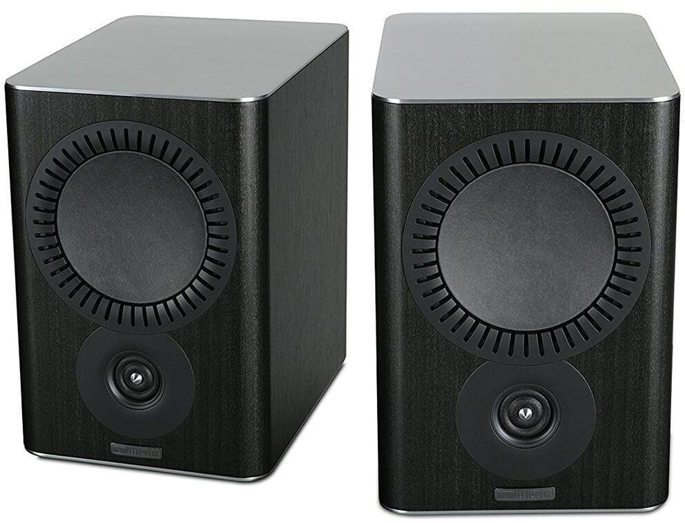 Image of Mission QX-2 Bookshelf Speakers