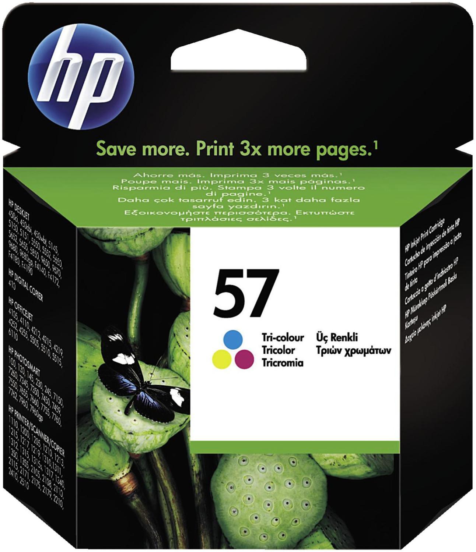 HP Nr. 57 3-farbig (C6657AE)